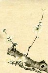Painting of blossom